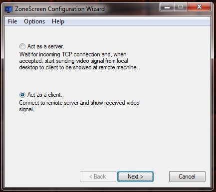 ZoneScreen-Client