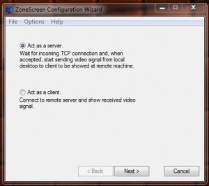ZoneScreen-Server