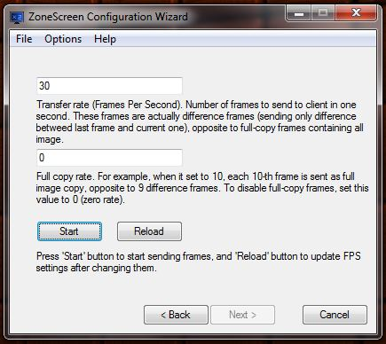 ZoneScreen-Server-Start